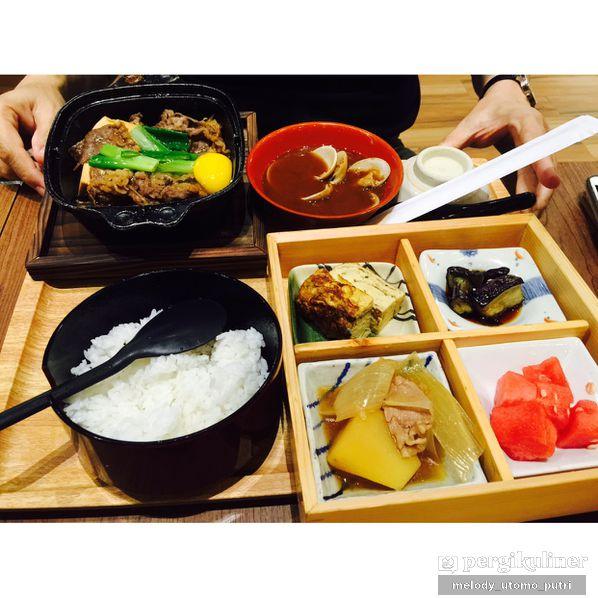 Masakan Rumahan Ala Jepang Review Melody Utomo Putri Di Restoran