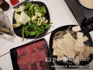 Foto 3 - Makanan(set shabu yang aku pilih) di Royal Kashimura Japanese Shabu & BBQ oleh Veranyca Handoko