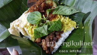 Foto 2 - Makanan(nasi langgi ayam) di Nasi Bogana Ny. An Lay oleh Marisa @marisa_stephanie