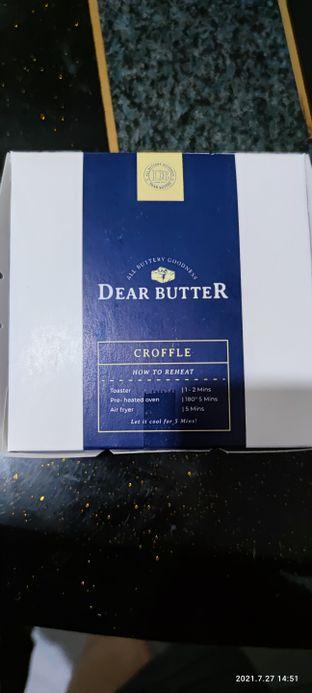 Foto review Dear Butter oleh @duorakuss  3