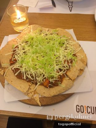 Foto 1 - Makanan di Go! Curry oleh togapofficial
