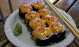 Hidoi Sushi