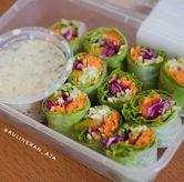 Foto Salad Roll di Serasa Salad Bar