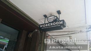 Foto 3 - Eksterior di Workroom Coffee oleh Jakartarandomeats