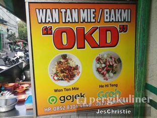 Foto review Wan Tan Mie OKD oleh JC Wen 4