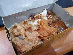 Foto review Nasi Kulit Malam Minggu oleh D L 1