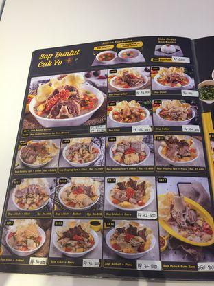 Foto 3 - Menu di Chop Buntut Cak Yo oleh Dyah Ayu Pamela
