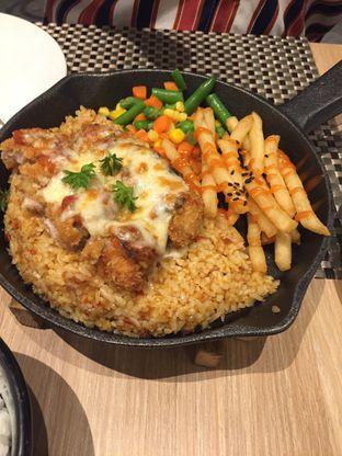 Foto 2 - Makanan(Tori Chizu Ebi Rice ) di Maison Tatsuya oleh @Itsjusterr