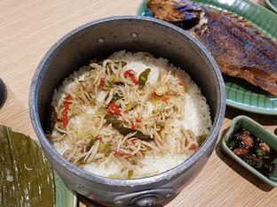 Foto 1 - Makanan(Nasi liwet) di Ikan Bakar Cianjur oleh foodstory_byme (IG: foodstory_byme)