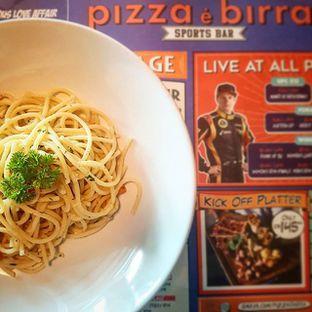 Foto - Makanan(Aglio Olio ) di Pizza E Birra oleh Eric  @ericfoodreview