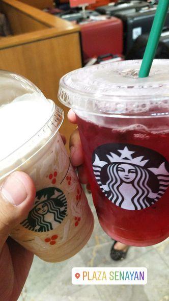 Foto Makanan di Starbucks Reserve