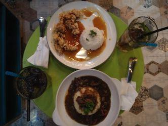 Foto Makanan di Titik Kumpul Coffee & Eatery