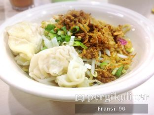 Foto 4 - Makanan di Bakmi Bangka Amin oleh Fransiscus