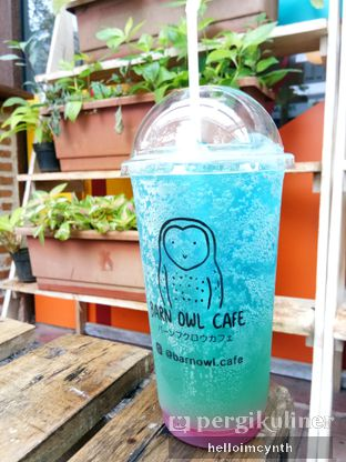 Foto review Barn Owl Cafe oleh cynthia lim 1