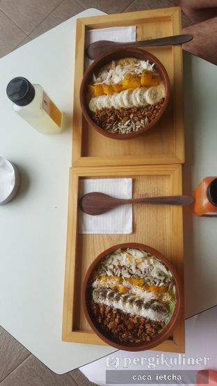 Foto 2 - Makanan di Oranje Juicery oleh Marisa @marisa_stephanie