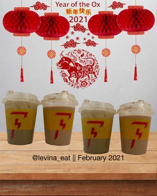 Foto 3 - Makanan di Flash Coffee oleh Levina JV (IG : @levina_eat & @levinajv)
