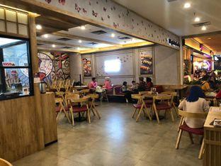 Foto 4 - Interior di Gyu Katsu Nikaido oleh Vising Lie