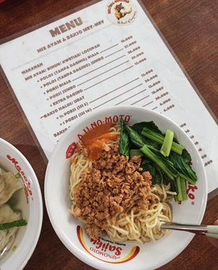 Foto review Bakmi & Bakso Mey-Mey oleh Junior  1