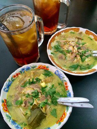 Foto 1 - Makanan(Soto Ayam) di Soto Ayam Lamongan Cak Har oleh Elisha Damayanti