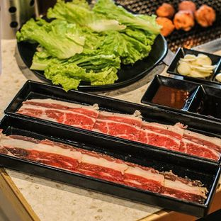 Foto 2 - Makanan di Hattori Shabu - Shabu & Yakiniku oleh Handy G. | IG: @bufferdotcom