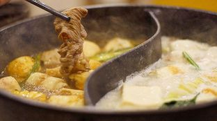 Foto - Makanan di Kitamura Shabu - Shabu oleh Nyok Makan