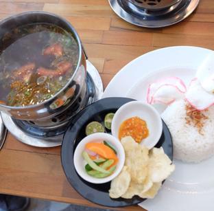 Foto 1 - Makanan di Rice Walk oleh Vici Sienna #FollowTheYummy