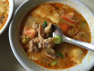 Foto 4 - Makanan di Soto Betawi H. Mamat oleh Moodyeats