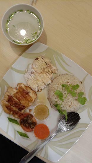 Foto review Hainan Chicken Rice Singapura oleh Jessika Natalia 1