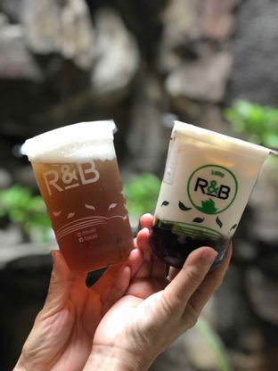 Foto review R&B Tea oleh Freddy Wijaya 1