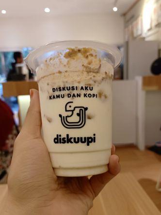 Foto Makanan di Diskuupi