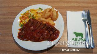 Foto 1 - Makanan(New Zealand Tenderloin) di Abuba Steak oleh UrsAndNic