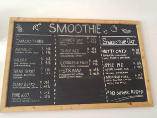 Foto 5 - Menu di Vita-Mine Smoothie Bar oleh eatwerks