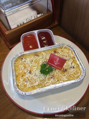 Foto - Makanan(Macaroni and cheese) di De Mandailing Cafe N Eatery oleh Monique @mooniquelie @foodinsnap