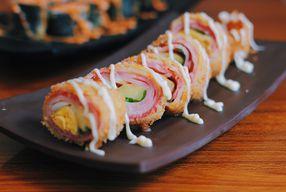 Foto Sushi Man