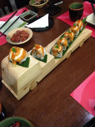 Foto review Shabu Nobu Sushi Nobu oleh Almira  Fatimah 10