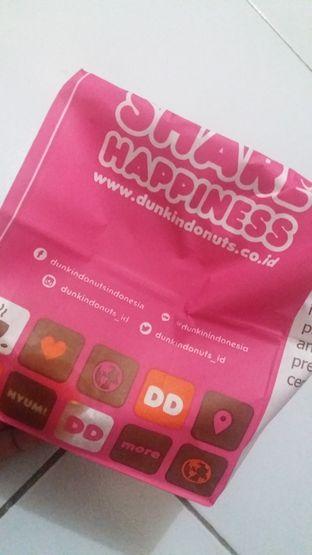 Foto 2 - Makanan di Dunkin' Donuts oleh Widya Destiana
