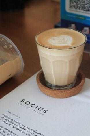 Foto review Socius Coffee House oleh Prido ZH 16