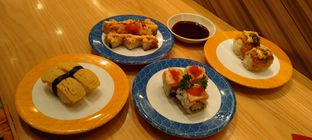 Foto review Tom Sushi oleh Go Febrina || IG: @goeonb 1