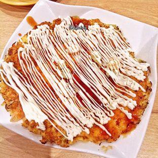 Foto 27 - Makanan(Seafood Okonomiyaki) di Kappa Sushi oleh duocicip
