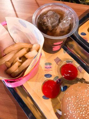 Foto 3 - Makanan di Burger Plan oleh @makankudiary (by tamy)