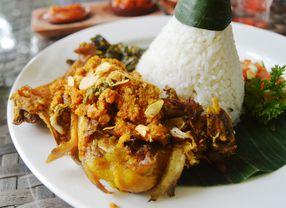 5 Restoran Bali di Bandung Destinasi Dikala Kangen Pulau Dewata