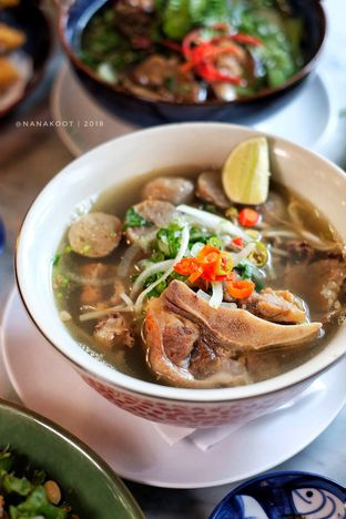 Foto 1 - Makanan di Saigon Delight oleh Nanakoot