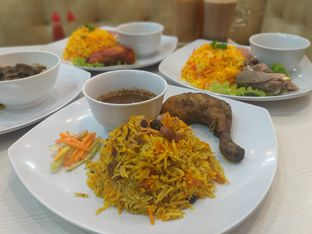 Foto 1 - Makanan(Nasi Briyani Ayam) di GH Corner oleh Sari Cao