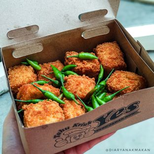 Foto - Makanan di Tahu Kriuk Yes oleh Nicole || @diaryanakmakan