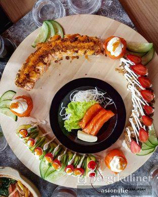 Foto review J Sushi oleh Asiong Lie @makanajadah 3