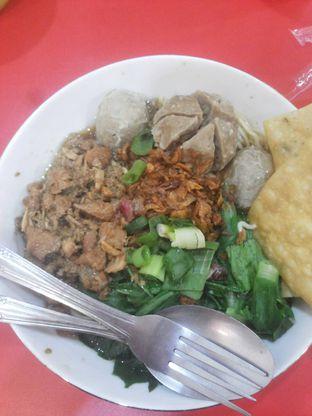 Foto 1 - Makanan(MiSoKleng Pangsit) di Bakso Tengkleng Mas Bambang oleh Rickie Yahya