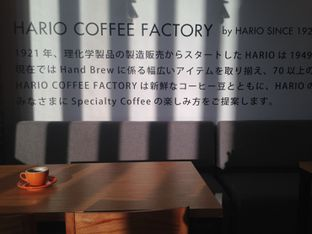 Foto 1 - Interior di Hario Coffee Factory oleh yudistira ishak abrar