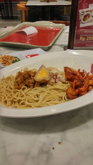 Foto 2 - Makanan(Kampung Noodle + Ayam Bakar Madu) di Noodle Town oleh Fadhlur Rohman