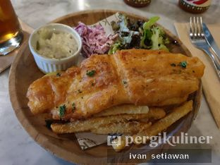 Foto - Makanan(Fish and Chips) di Kitchenette oleh Ivan Setiawan