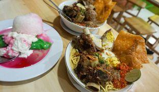 Foto 1 - Makanan di Bakso Solo Samrat oleh NVF